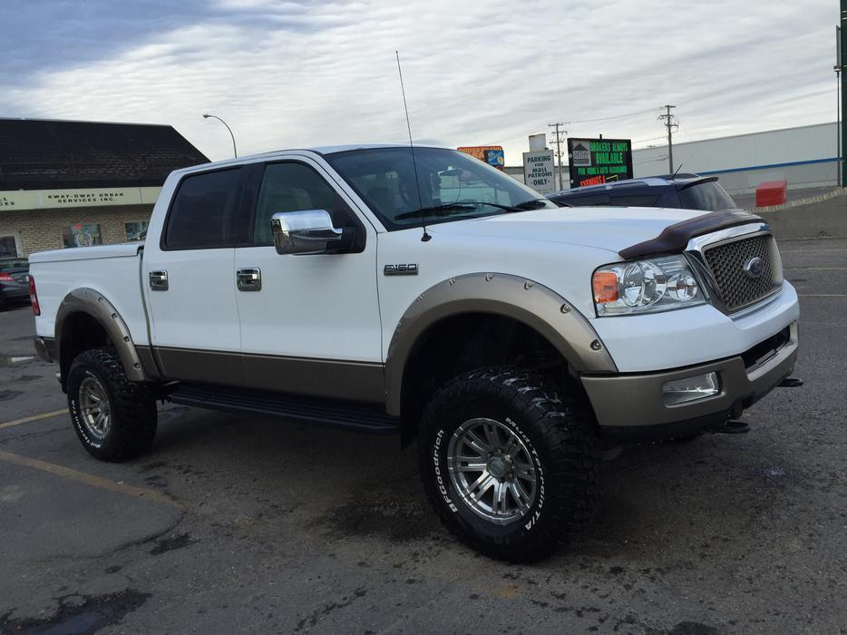2004 ford f150 crewcab 4x4 lariat east regina regina mobile. Black Bedroom Furniture Sets. Home Design Ideas