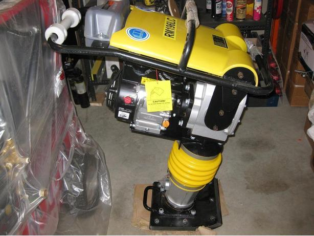 NEW TAMPING RAMMER JUMPING JACKS & PLATE TAMPERS WHOLE SALE DIRECT
