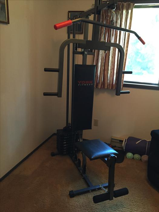 York home gym central saanich victoria mobile