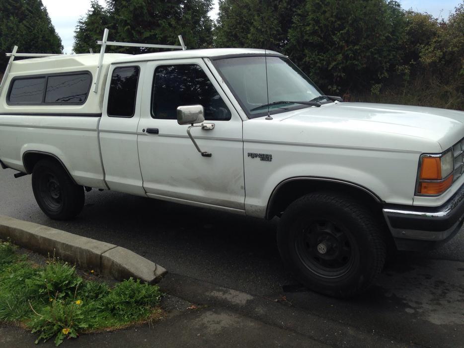 92 Ford Ranger Xlt Victoria City Victoria