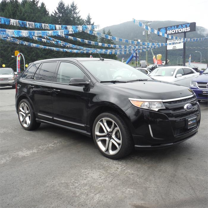 2012 ford edge sport no accidents bc only navigation duncan cowichan mobile. Black Bedroom Furniture Sets. Home Design Ideas