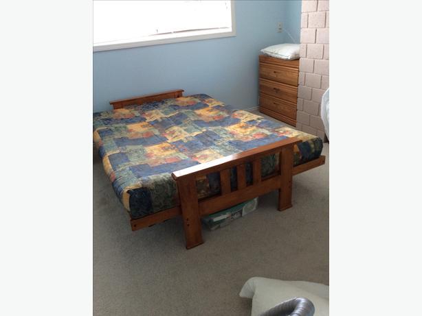 Futon sofa bed victoria city victoria for Sofa bed 54 wide