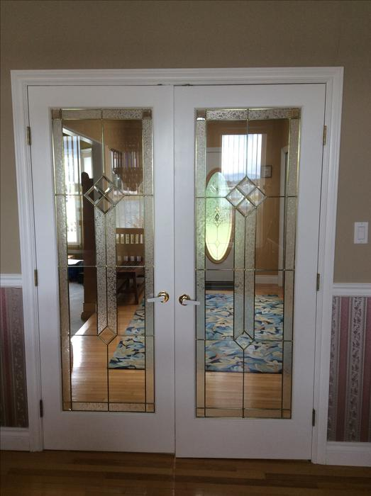 Interior french doors parksville nanaimo for Used french doors