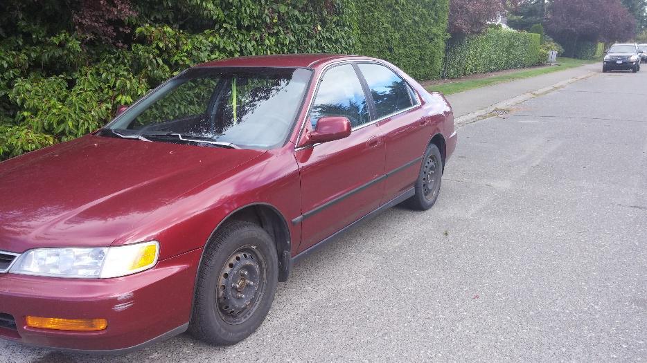 1996 honda accord ex 1700obo victoria city victoria mobile for Used car commercial 1996 honda accord
