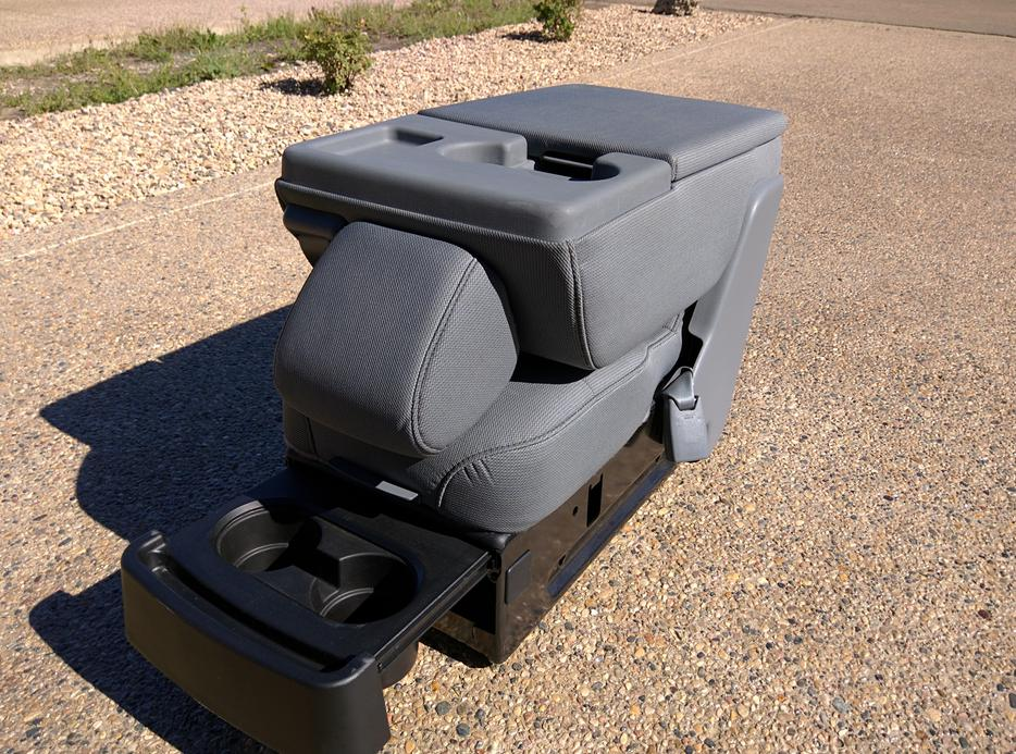 Middle Jump Seat Console For 2009 2014 Ford F 150