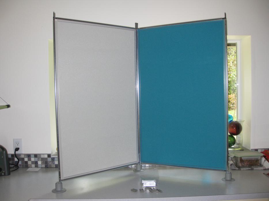 Portable Exhibition Unit : Portable table top display unit central nanaimo