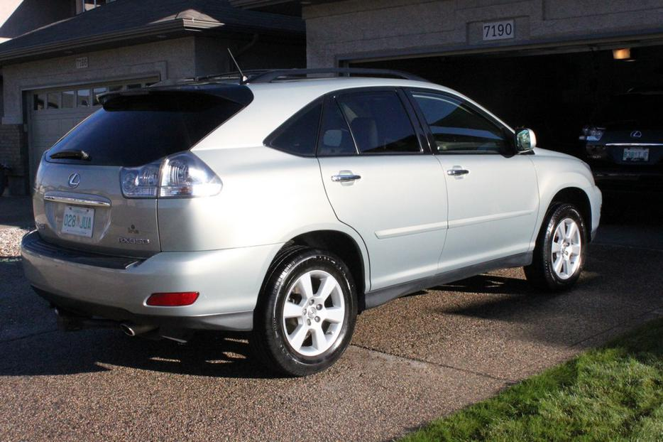 2008 Lexus Rx 350 Suv Crossover Immaculate Well