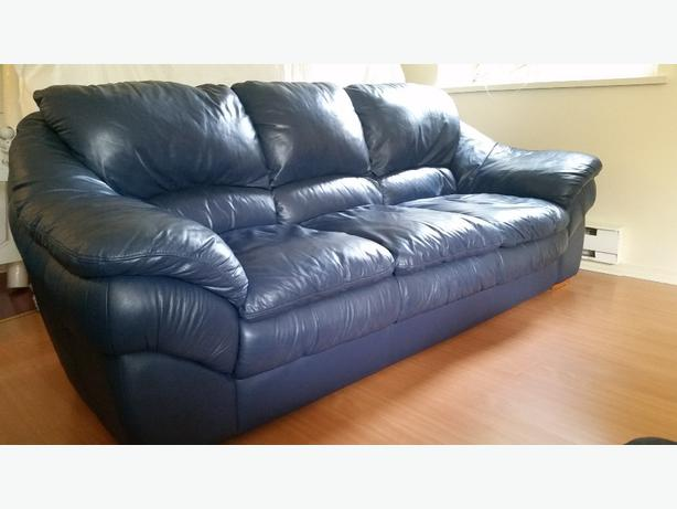 On Hold Decoro Italian Leather Couch Sent West Shore