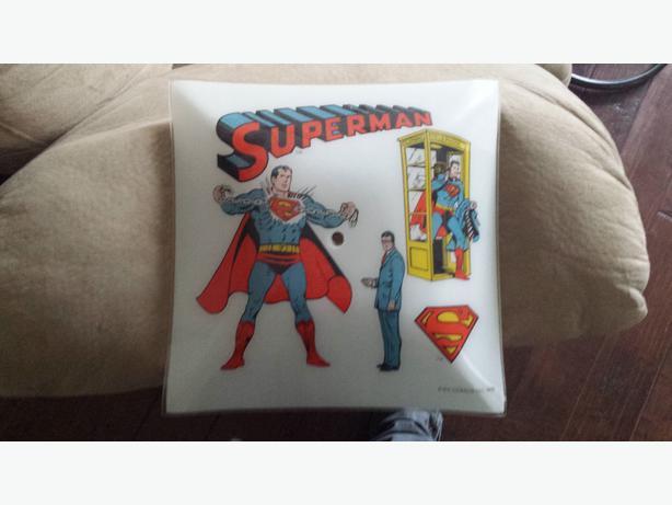 1978 DC Comics Original Superman Lamp Shade