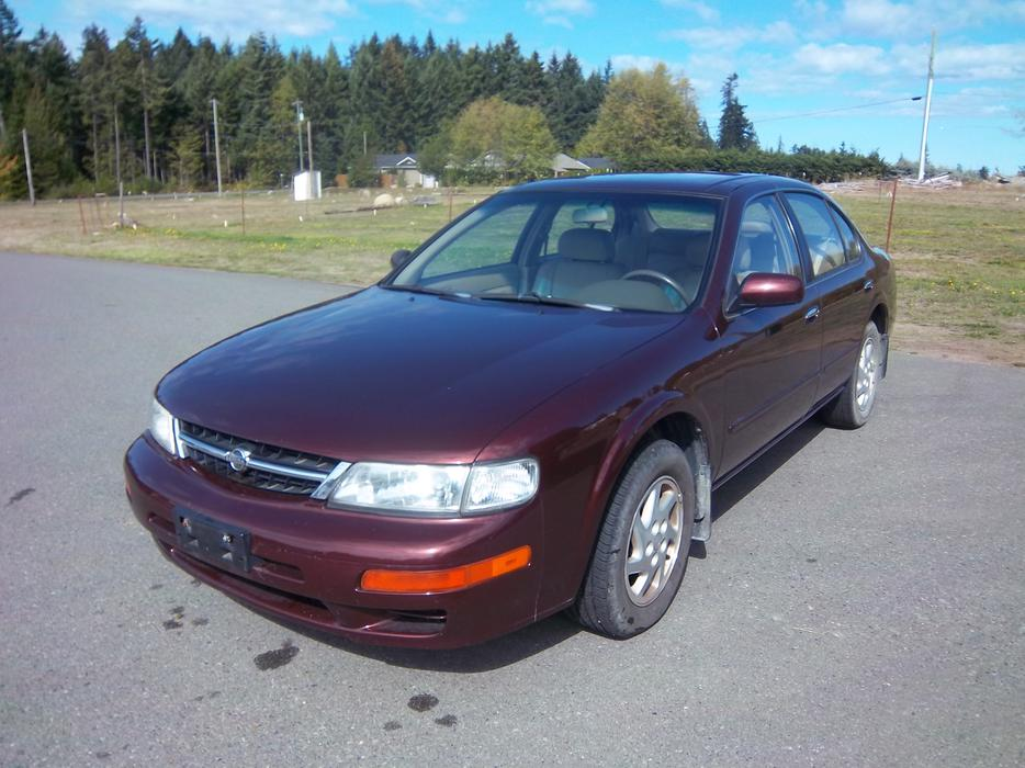 1999 Nissan Maxima Gle Parksville Nanaimo