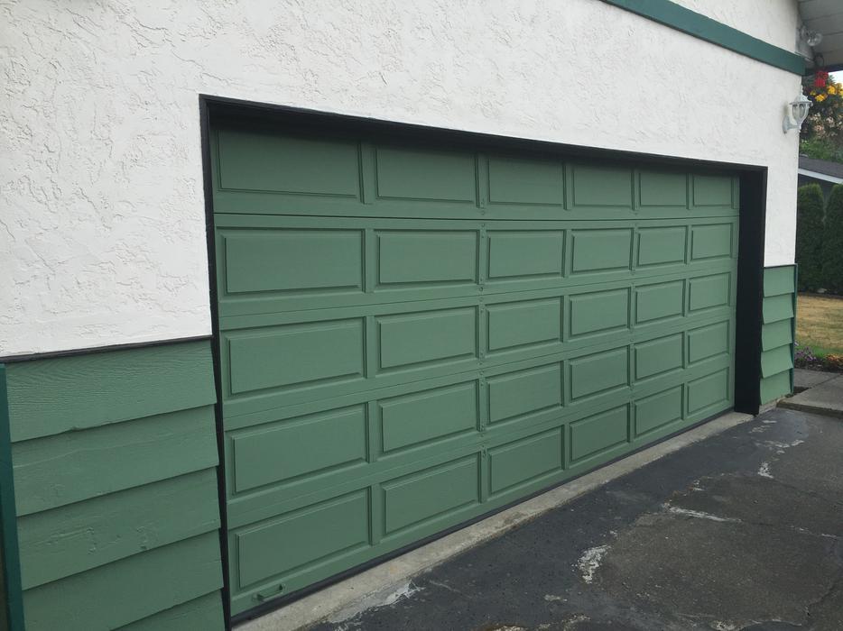 16x7 garage door new opener central saanich victoria for Garage new s villejuif