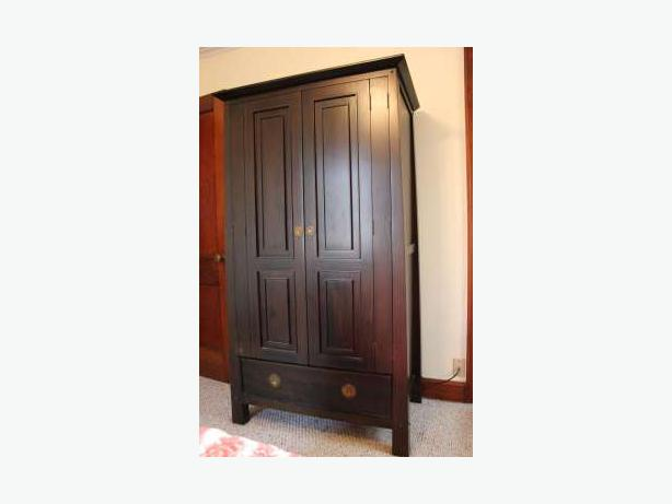 Pier one Armoire - Pier One Armoire West Shore: Langford,Colwood,Metchosin,Highlands