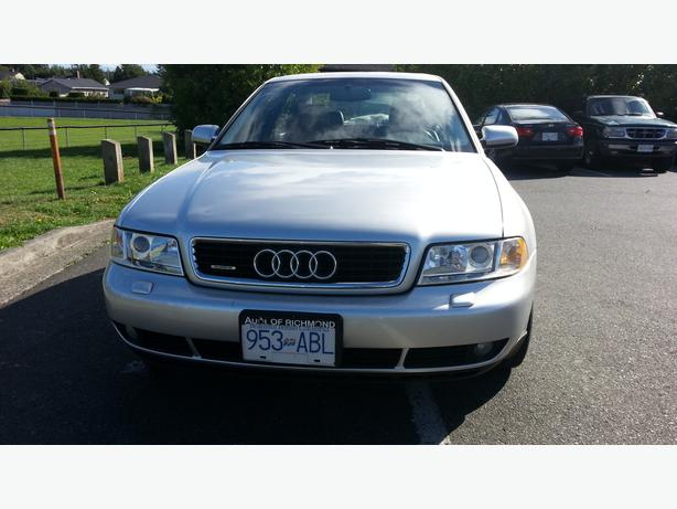 2000 audi a4 quattro 2 8 saanich victoria. Black Bedroom Furniture Sets. Home Design Ideas
