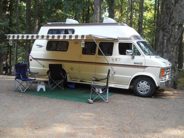 1988 Dodge Camper Van 318 C I Engine Cobble Hill Cowichan