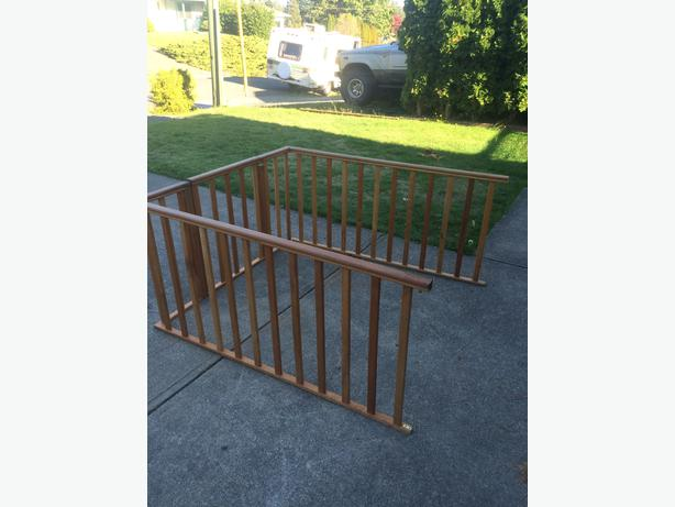 Woodstove / Fireplace safety gate & fence - Woodstove / Fireplace Safety Gate & Fence Sooke, Victoria