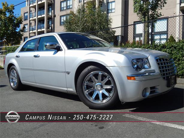 2005 chrysler 300 300c hemi outside nanaimo parksville qualicum beach. Black Bedroom Furniture Sets. Home Design Ideas