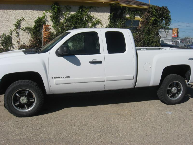 2008 chevrolet silverado 2500 hd 4x4 safetied st james assiniboia winnipeg mobile. Black Bedroom Furniture Sets. Home Design Ideas