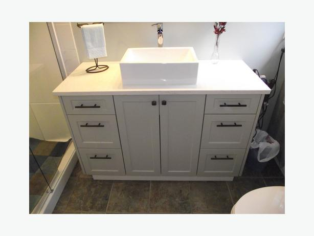Bathroom Renovations North Saanich Sidney Victoria