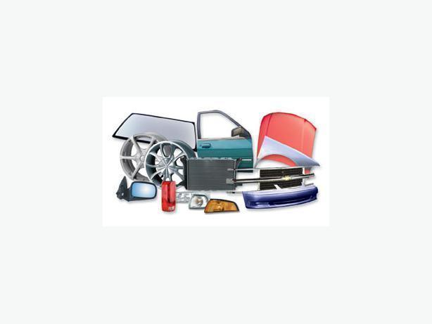 New Auto Body Parts