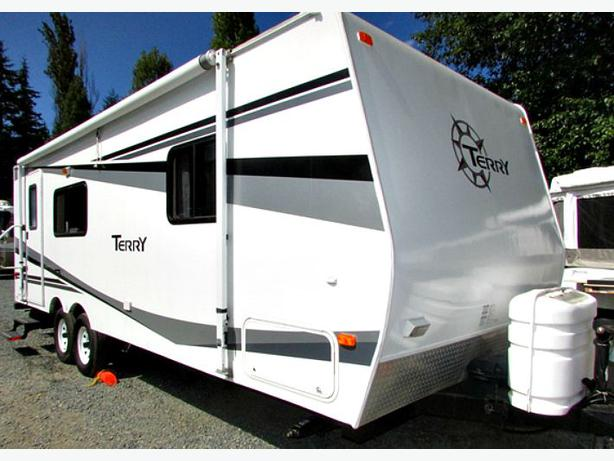 Sold Quot Excellent Condition Quot 2006 Fleetwood Terry 250rks