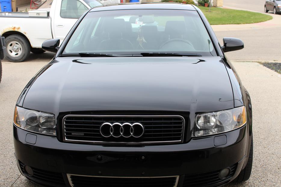 2004 Audi A4 Quattro 1 8 Litre Turbo North Regina Regina