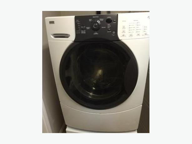 Parts for Kenmore Elite Washer (HE3)