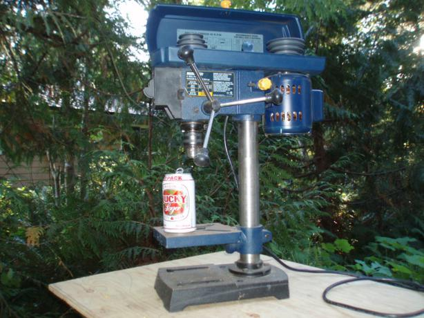 small drill press 70  bananas