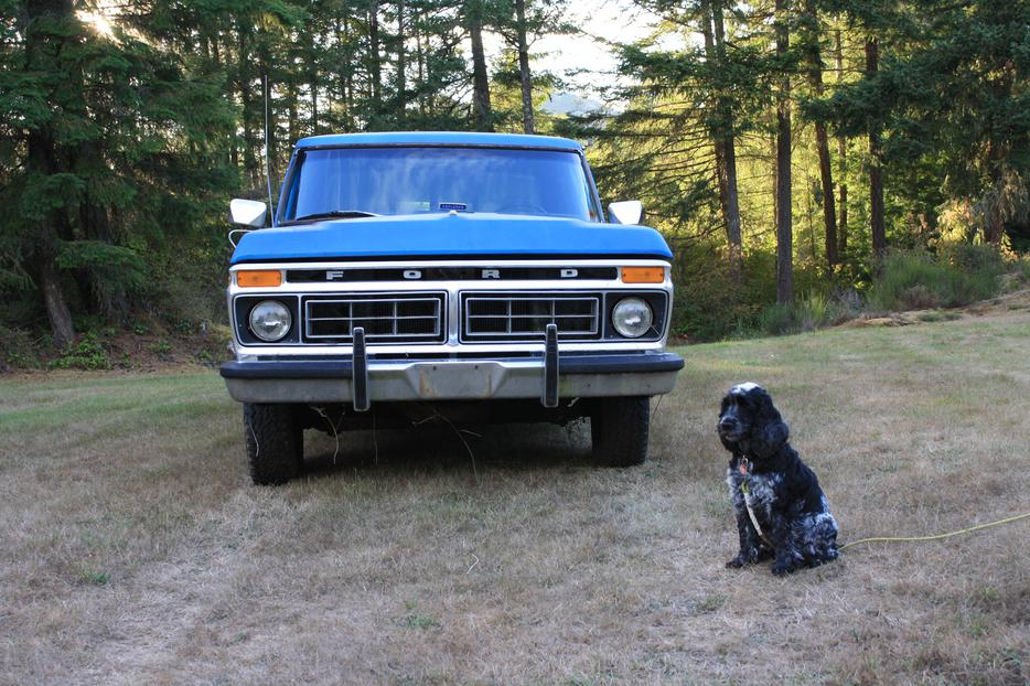 1977 Ford Truck Front Clip West Shore Langford Colwood