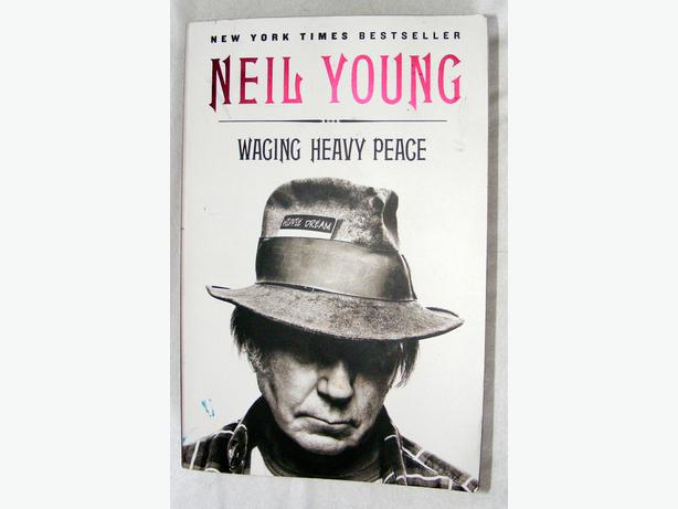 Matchless theme, neil young waging heavy peace confirm