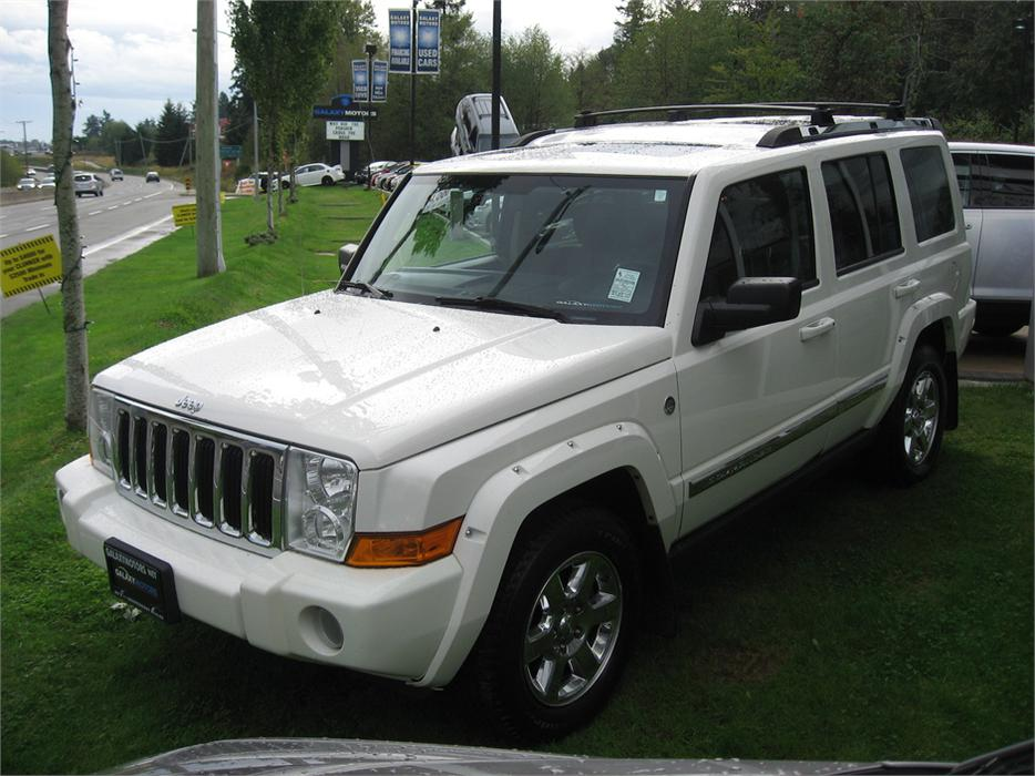 2007 jeep commander limited leather keyless entry north. Black Bedroom Furniture Sets. Home Design Ideas