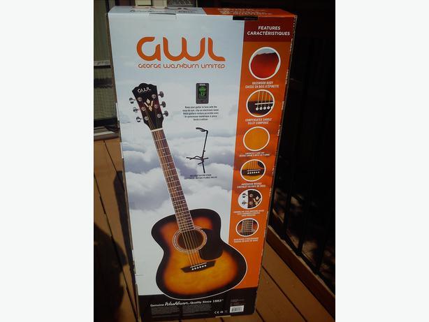 guitare acoustique gwl