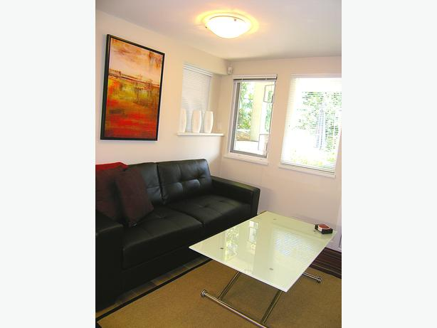 North Vancouver Garden Suite For Rent