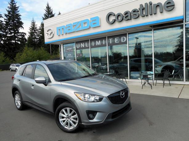 2013 Mazda Cx 5 Gs Awd Local Campbell River Courtenay