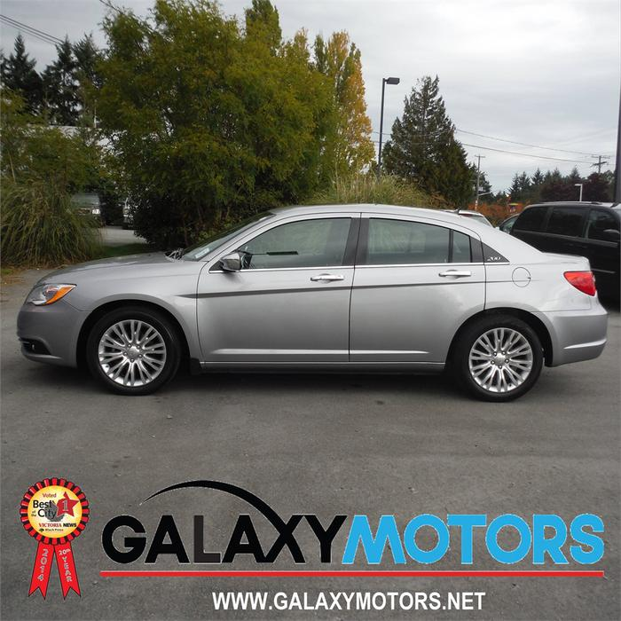 Chrysler 200 Price 2013: 2013 Chrysler 200 Limited-Leather, Alloy, Bluetooth, AC