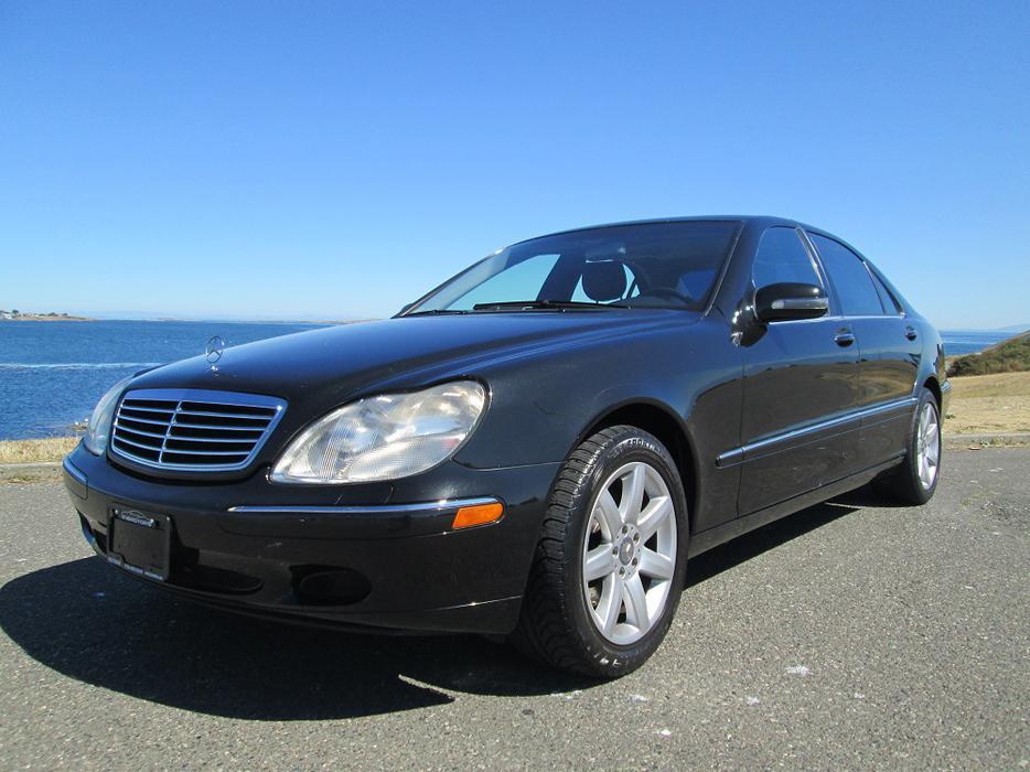 Mercedes Benz Houston North >> 2000 Mercedes-Benz S500 - FULLY LOADED! - NAVIGATION! - NO ACCIDENTS! Outside Nanaimo, Nanaimo