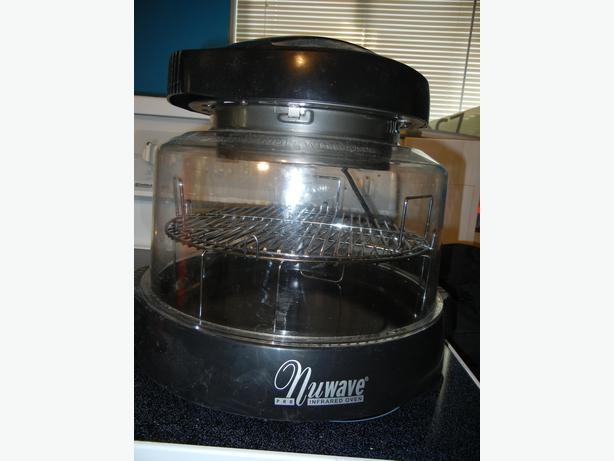 Nuwave Countertop Oven : NuWave Infrared convection oven West Shore: Langford,Colwood,Metchosin ...