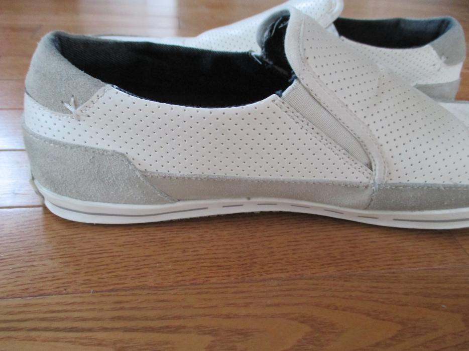Mens White Shoes Edmonton