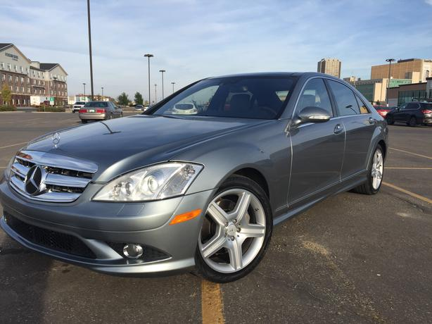 2009 mercedes benz s 550 4 matic special order central for Mercedes benz special order