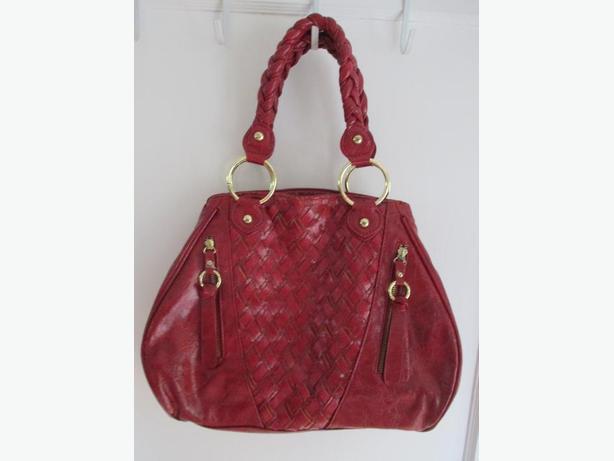 Women's Red Aldo Brand Purse