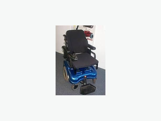 ELECTRICAL WHEELCHAIR - PRIDE JAZZY, EXCELLENT WORKING, GEL BAT