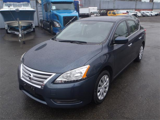 2014 nissan sentra sv 6mt pure drive outside comox valley comox valley. Black Bedroom Furniture Sets. Home Design Ideas