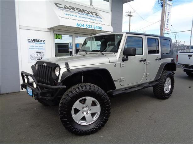2007 jeep wrangler unlimited w lift 35 inch tires. Black Bedroom Furniture Sets. Home Design Ideas