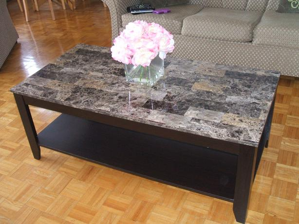 coffee table + two end tables for your living room etobicoke, toronto