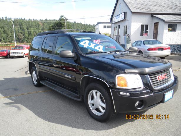 2004 gmc envoy outside comox valley courtenay comox mobile. Black Bedroom Furniture Sets. Home Design Ideas