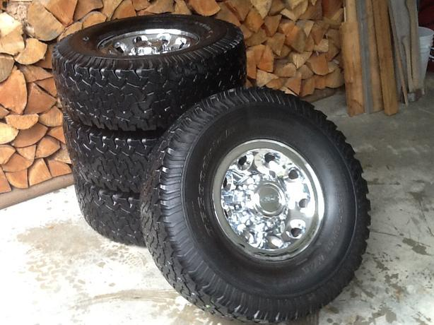 Tire And Wheel Package West Shore Langford Colwood