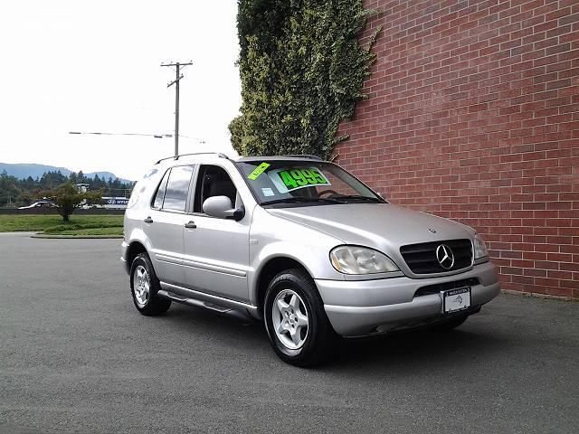 2000 mercedes ml 320 duncan cowichan for Mercedes benz bay ridge