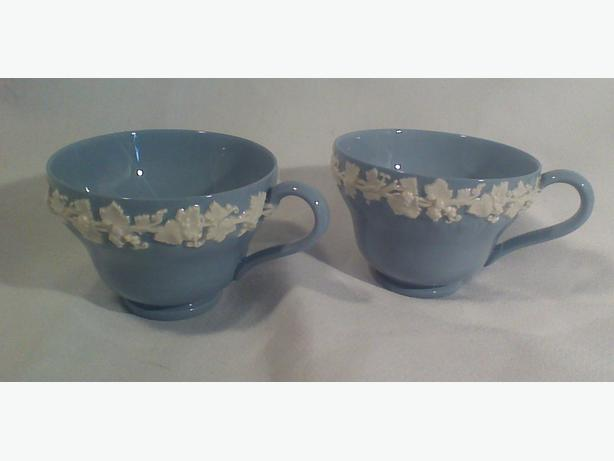 Wedgwood Queensware replacement teacups