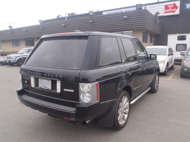 2006 land rover range rover supercharged outside cowichan valley cowichan mobile. Black Bedroom Furniture Sets. Home Design Ideas