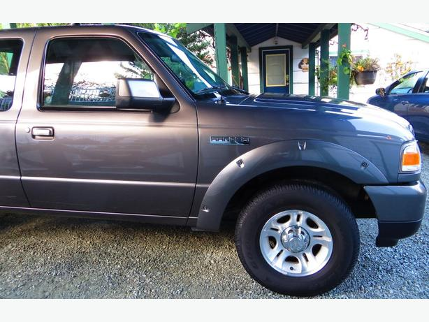immaculate 2010 ford ranger sport 2wd low mileage north saanich sidney victoria. Black Bedroom Furniture Sets. Home Design Ideas