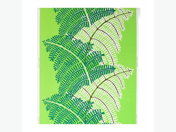 stockholm green fern ikea cotton fabric esquimalt view royal victoria. Black Bedroom Furniture Sets. Home Design Ideas